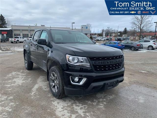 2020 Chevrolet Colorado Z71 (Stk: 200235) in Midland - Image 1 of 8