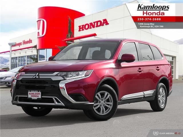 2019 Mitsubishi Outlander ES (Stk: 14895U) in Kamloops - Image 1 of 25