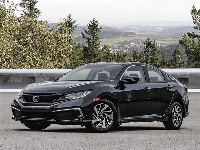 2020 Honda Civic EX (Stk: 20370) in Milton - Image 1 of 23