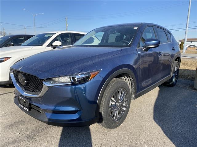 2020 Mazda CX-5 GS (Stk: T2003) in Woodstock - Image 1 of 1