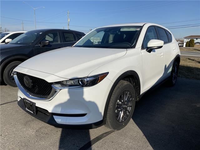 2020 Mazda CX-5 GS (Stk: T2012) in Woodstock - Image 1 of 1