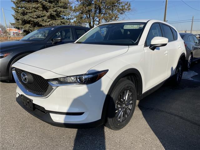 2020 Mazda CX-5 GX (Stk: T2015) in Woodstock - Image 1 of 1