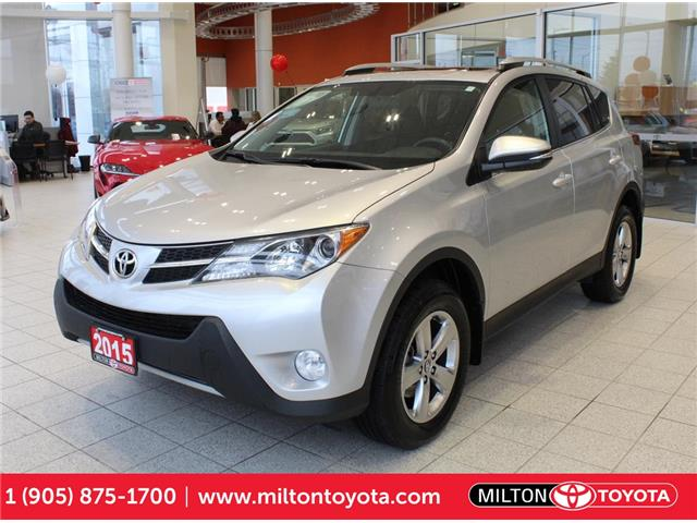 2015 Toyota RAV4 XLE (Stk: 294044) in Milton - Image 1 of 37