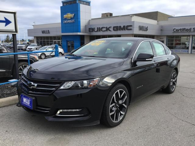 2018 Chevrolet Impala 2LZ (Stk: J051) in Grimsby - Image 1 of 15
