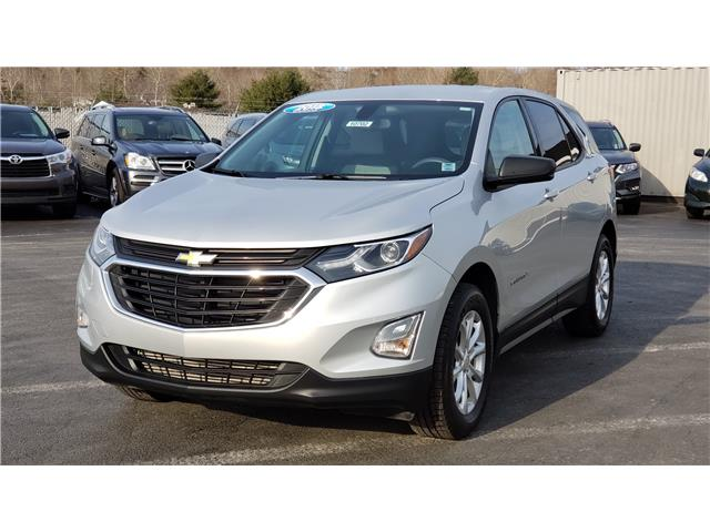 2018 Chevrolet Equinox LS 2GNAXREV9J6296080 10702 in Lower Sackville