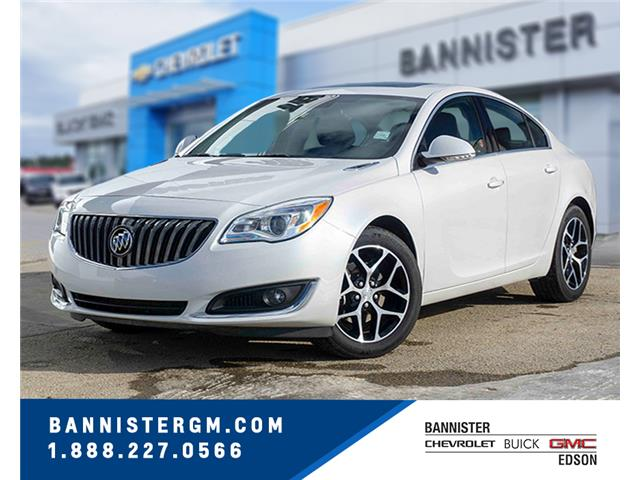 2017 Buick Regal Sport Touring (Stk: P20-129) in Edson - Image 1 of 16