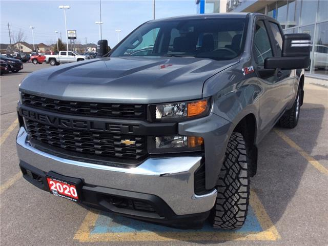 2020 Chevrolet Silverado 1500 Work Truck (Stk: 42573) in Carleton Place - Image 1 of 14