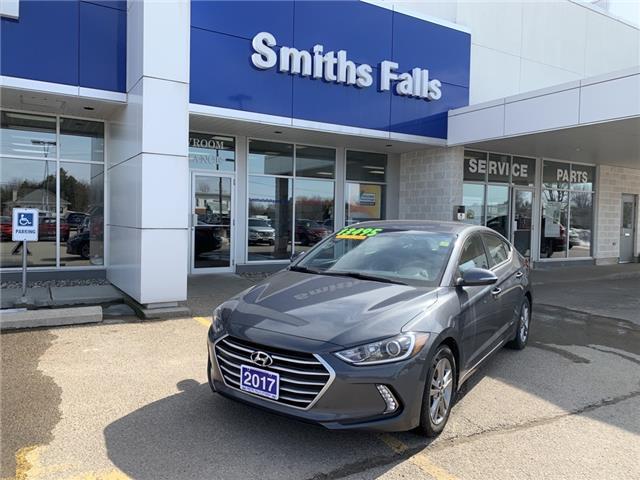 2017 Hyundai Elantra GL (Stk: 99221) in Smiths Falls - Image 1 of 8