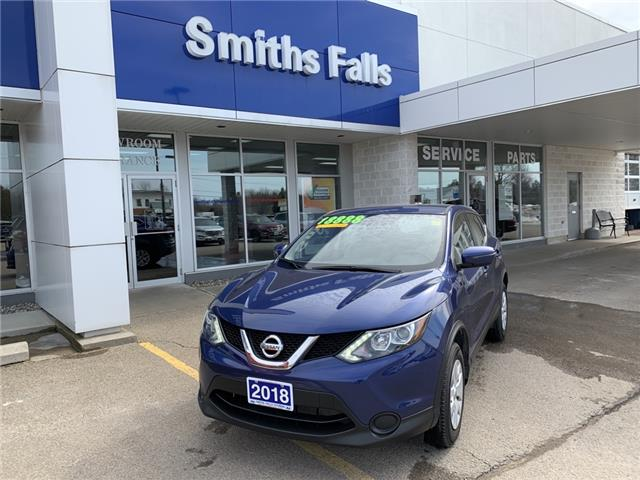 2018 Nissan Qashqai S (Stk: T12011) in Smiths Falls - Image 1 of 6