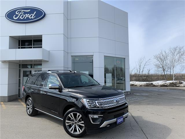 2020 Ford Expedition Platinum (Stk: 2080) in Smiths Falls - Image 1 of 1