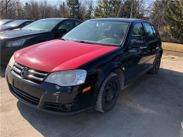 2009 Volkswagen City Golf 2.0L (Stk: 009082) in Milton - Image 1 of 1