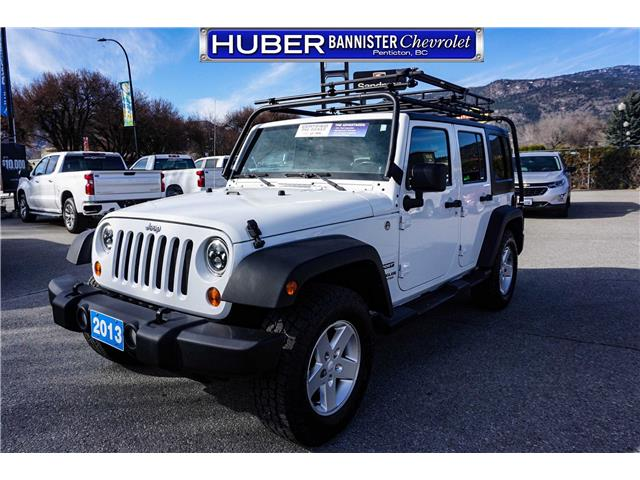 2013 Jeep Wrangler Unlimited Sport (Stk: 9425B) in Penticton - Image 1 of 20