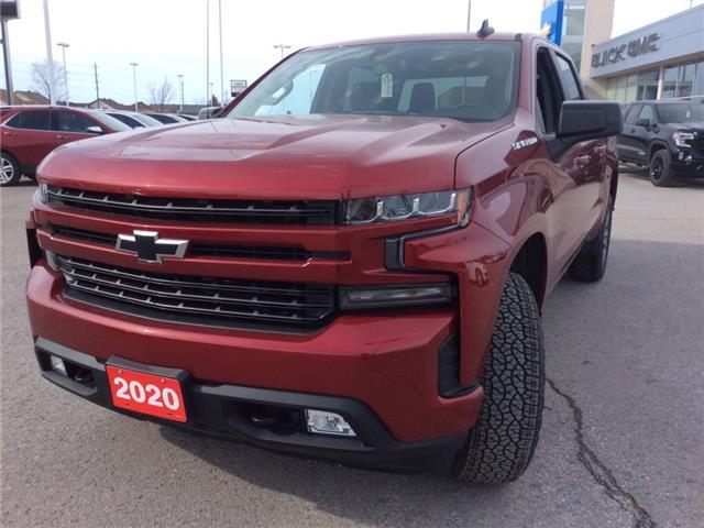 2020 Chevrolet Silverado 1500 RST (Stk: 54949) in Carleton Place - Image 1 of 14