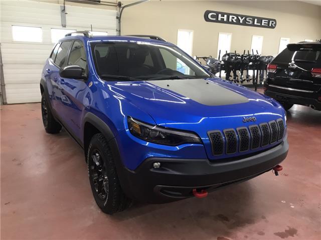 2019 Jeep Cherokee Trailhawk 1C4PJMBX4KD188014 T20-15A in Nipawin