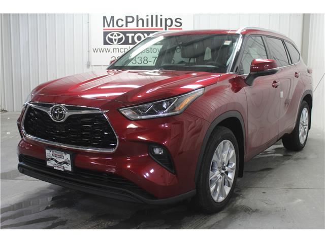 2020 Toyota Highlander Limited (Stk: S010856) in Winnipeg - Image 1 of 27