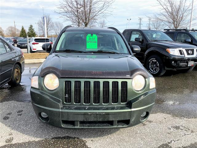 2007 Jeep Compass Sport/North (Stk: KL558896A) in Bowmanville - Image 1 of 10