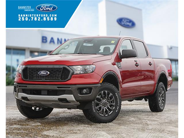 2020 Ford Ranger XLT (Stk: T202068) in Dawson Creek - Image 1 of 16