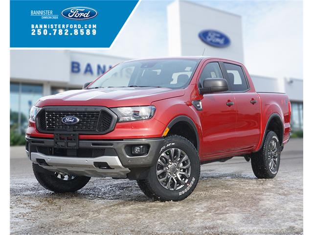 2020 Ford Ranger XLT (Stk: T202053) in Dawson Creek - Image 1 of 16