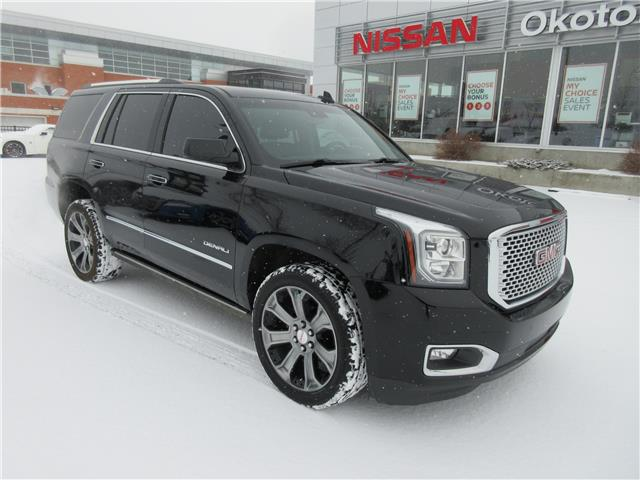 2017 GMC Yukon Denali (Stk: 10165) in Okotoks - Image 1 of 19