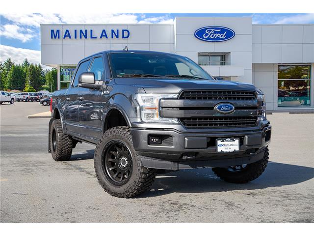 2018 Ford F-150 Lariat (Stk: 8F16885) in Vancouver - Image 1 of 23