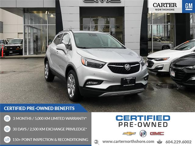 2019 Buick Encore Essence (Stk: 973310) in North Vancouver - Image 1 of 26