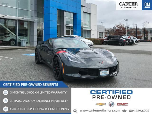 2019 Chevrolet Corvette Grand Sport (Stk: 973130) in North Vancouver - Image 1 of 24
