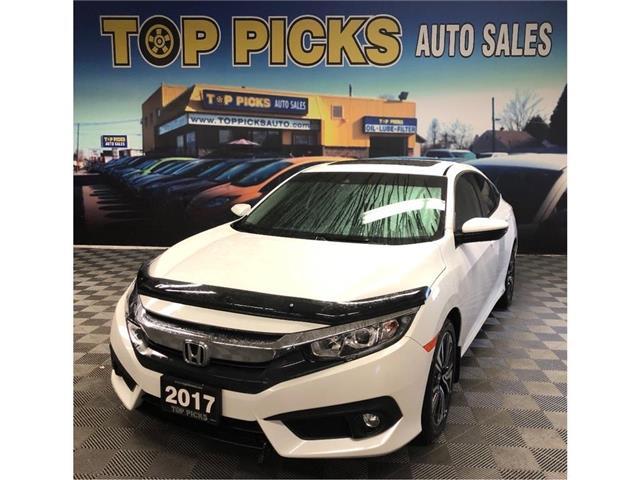 2017 Honda Civic EX-T (Stk: 107337) in NORTH BAY - Image 1 of 28