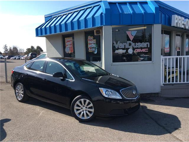 2016 Buick Verano 4dr Sdn Base (Stk: B7668) in Ajax - Image 1 of 22