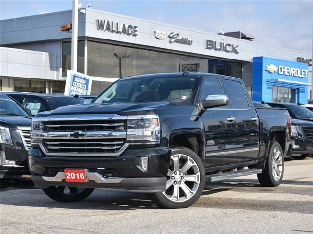 2016 Chevrolet Silverado 1500 HIGH COUNTRY | LEATHER | SUNROOF | NAVI (Stk: PR5148) in Milton - Image 1 of 27