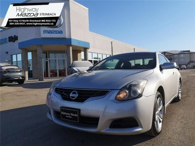 2011 Nissan Altima 2.5 S CVT (Stk: A0288A) in Steinbach - Image 1 of 21