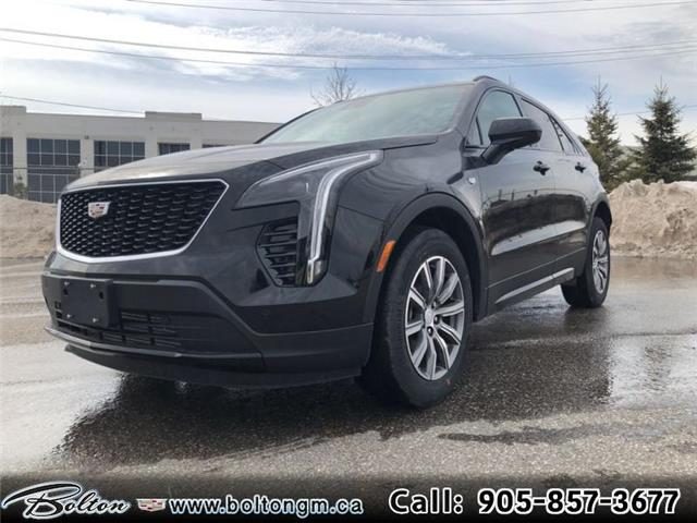 2020 Cadillac XT4 Sport (Stk: LF091815) in Bolton - Image 1 of 13