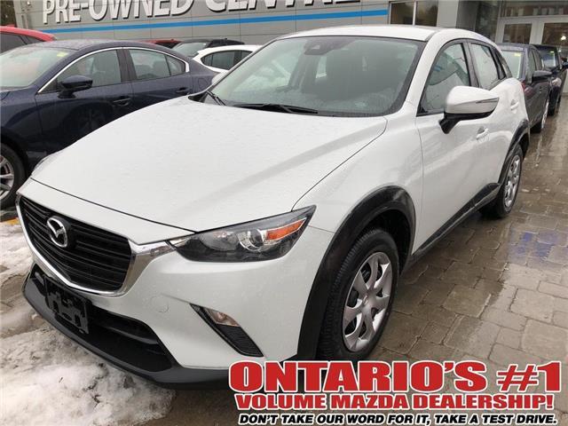 2019 Mazda CX-3 GX (Stk: P2687) in Toronto - Image 1 of 19