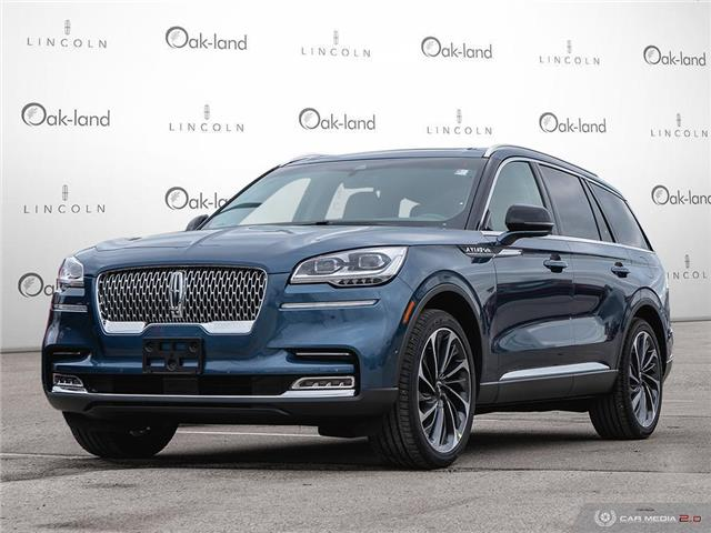 2020 Lincoln Aviator Reserve (Stk: 0A044) in Oakville - Image 1 of 25