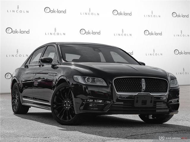 2020 Lincoln Continental Reserve (Stk: 0L003) in Oakville - Image 1 of 27
