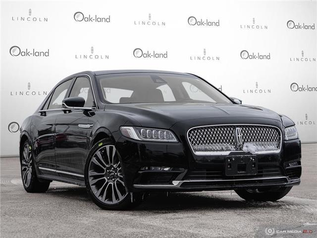 2017 Lincoln Continental Reserve 1LN6L9NCXH5614900 P5790 in Oakville