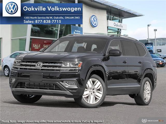 2019 Volkswagen Atlas 3.6 FSI Execline (Stk: 21844) in Oakville - Image 1 of 21