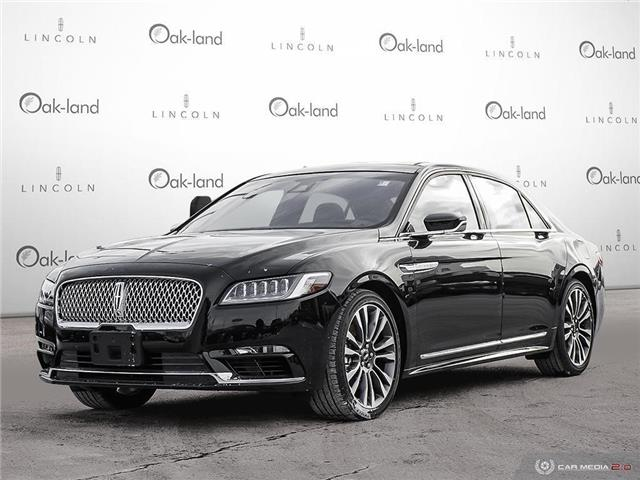 2020 Lincoln Continental Reserve (Stk: 0L002) in Oakville - Image 1 of 25