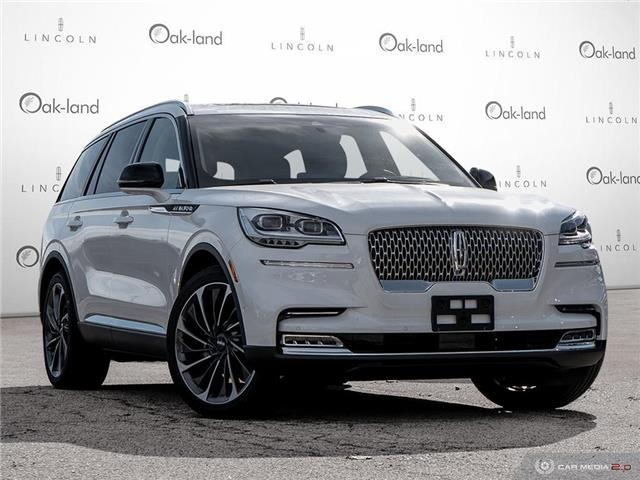 2020 Lincoln Aviator Reserve (Stk: 0A018) in Oakville - Image 1 of 27