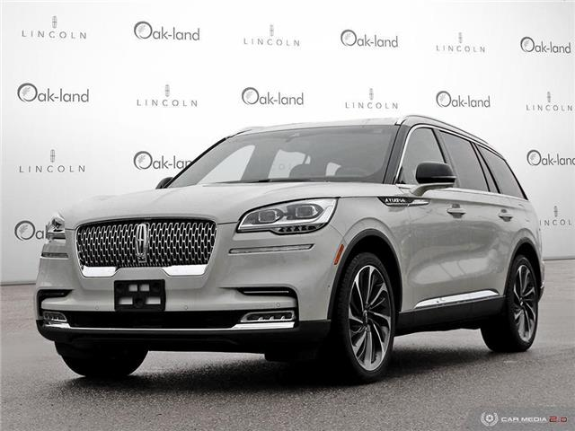 2020 Lincoln Aviator Reserve (Stk: 0A031) in Oakville - Image 1 of 25