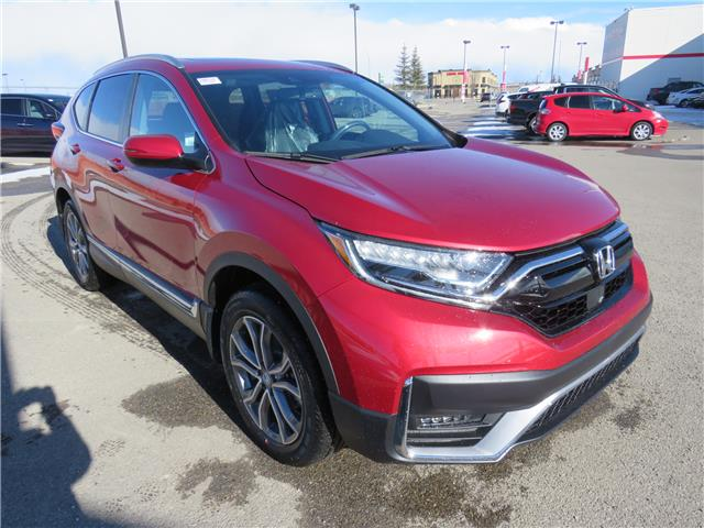 2020 Honda CR-V Touring (Stk: 200228) in Airdrie - Image 1 of 8