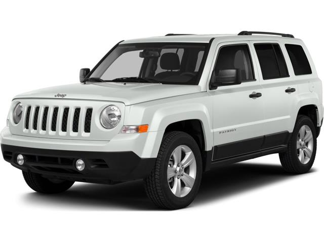 2016 Jeep Patriot Sport/North (Stk: 14890BS) in Thunder Bay - Image 1 of 12