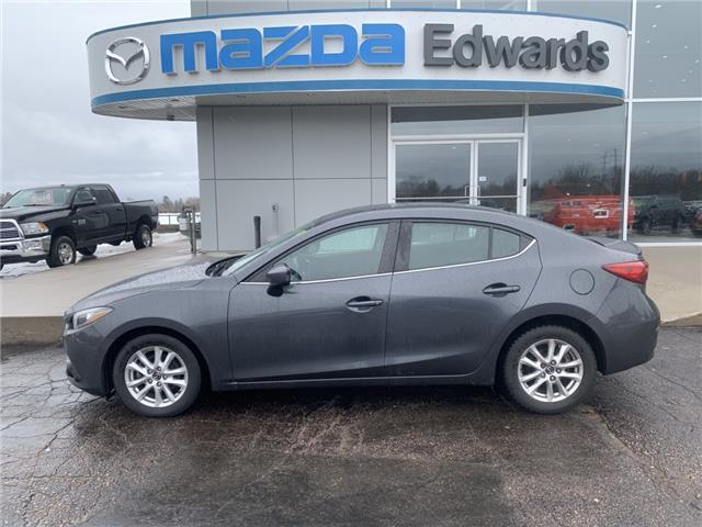 2015 Mazda Mazda3 GS (Stk: 22219) in Pembroke - Image 1 of 11