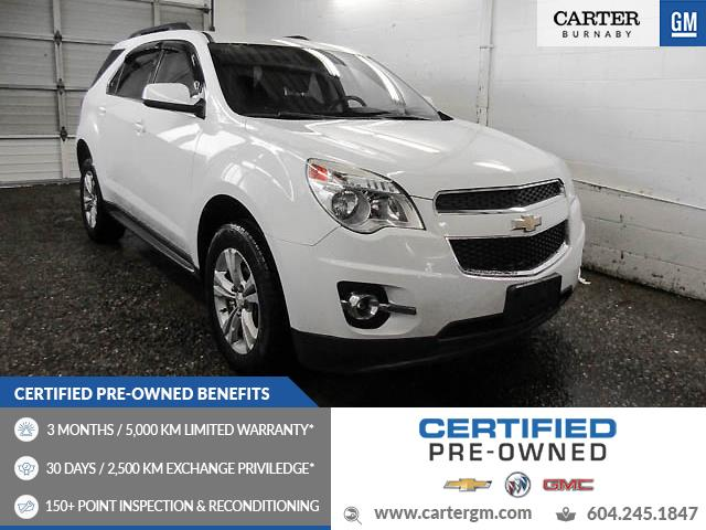 2013 Chevrolet Equinox 1LT (Stk: 79-67571) in Burnaby - Image 1 of 23