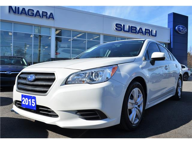 2015 Subaru Legacy 2.5i (Stk: S5111A) in St.Catharines - Image 1 of 24