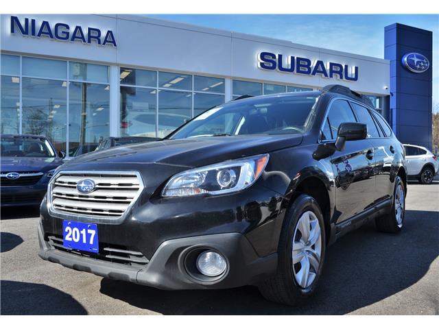 2017 Subaru Outback 2.5i (Stk: Z1631) in St.Catharines - Image 1 of 27
