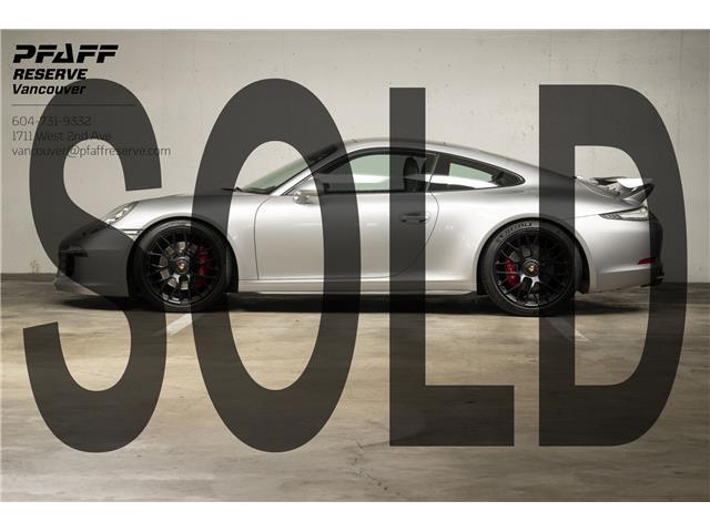 2015 Porsche 911 Carrera GTS (Stk: VU0475) in Vancouver - Image 1 of 28