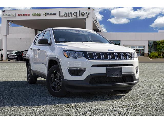 2020 Jeep Compass Sport (Stk: L154971) in Surrey - Image 1 of 24