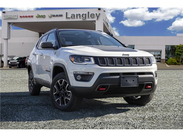 2020 Jeep Compass Trailhawk (Stk: L150506) in Surrey - Image 1 of 23