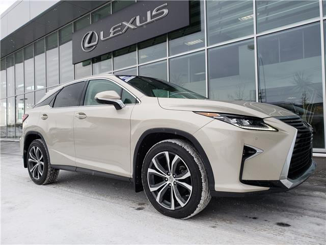 2016 Lexus RX 350 Base (Stk: L20116A) in Calgary - Image 1 of 26