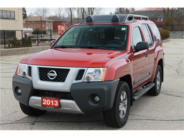 2013 Nissan Xterra PRO-4X (Stk: 2003082) in Waterloo - Image 1 of 29